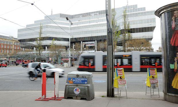 Franz-Josefs-Bahnhof