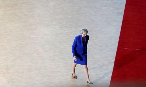 Die britische Premierministerin Theresa May soll mehr Zeit erhalten, um sich mit der Opposition zu einigen.