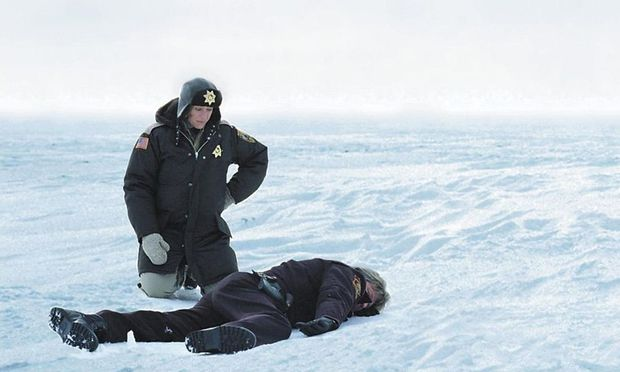 "Immer noch Kult: Der frostige Film ""Fargo"" mit Frances McDormand."
