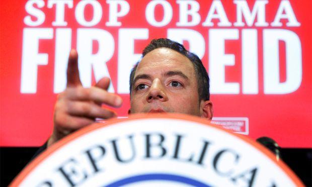 Triumph der Republikaner.