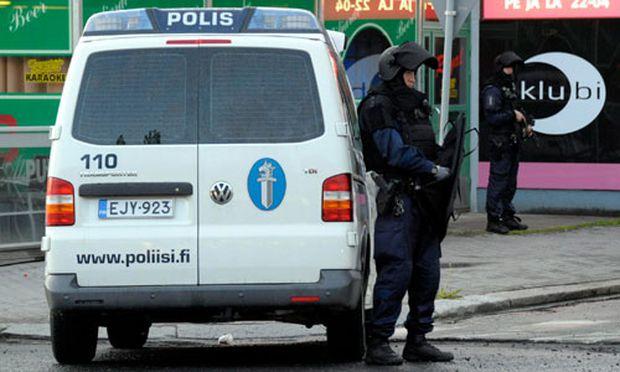 Amokschuetze feuerte Finnland Menschenmenge