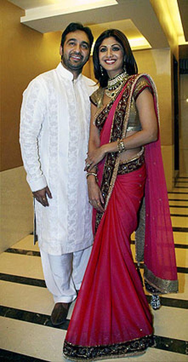 Shilpa Shetty Ja Wort Nach Hindu Tradition Diepresse