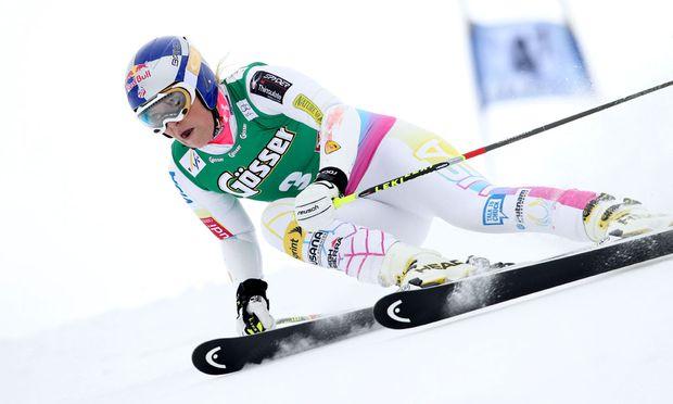 alpin GesamtWeltcupSiegerin Vonn laesst