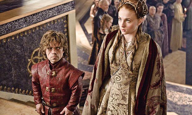 Tyrion und Sansa  / Bild: (c) HBO