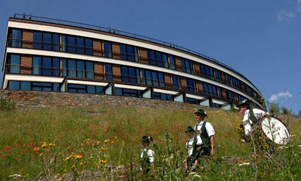 Hotel Hitler Millionenflop Berchtesgarden