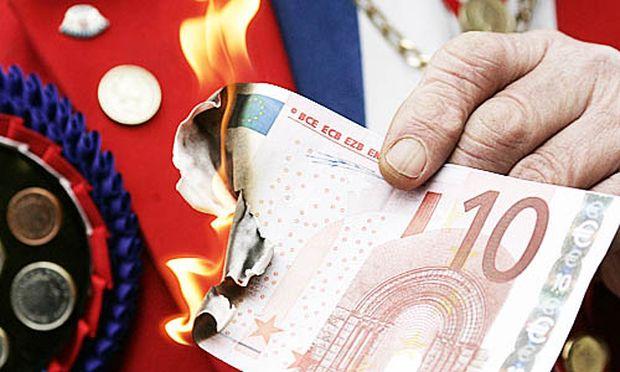Kommission will Verbrennen Euro