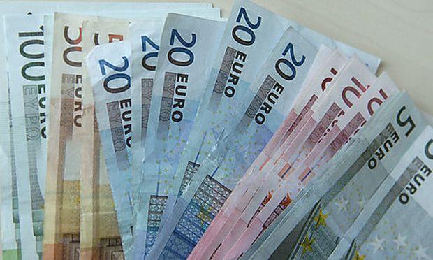 Geld, Euro, Geldscheine, FinanzFoto: Clemens Fabry
