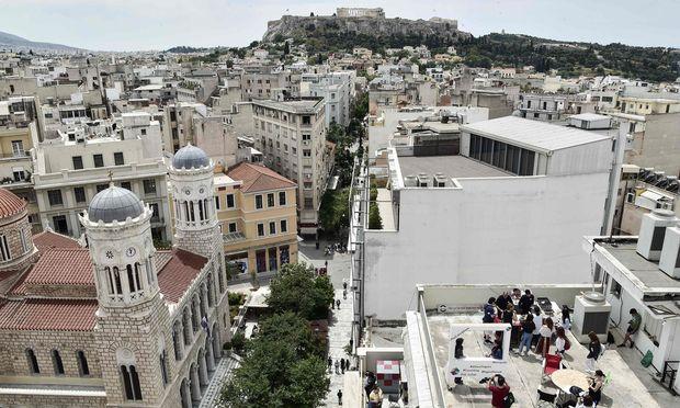 Athens Zentrums- und Strandlagen sind bei den ausländischen Investoren beliebt.