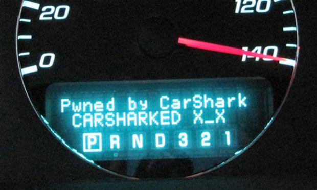 Auto Bluetooth MP3Trojaner gehackt