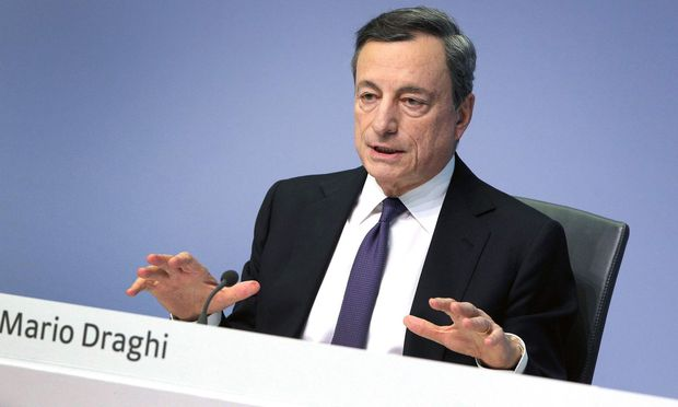 GERMANY-ECB-EU-EUROZONE-TRADE-PROTECTIONISM-DRAGHI
