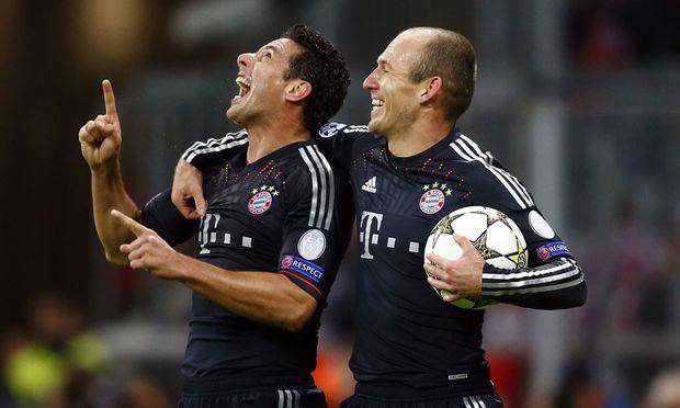 Champions League Bayern demuetigt