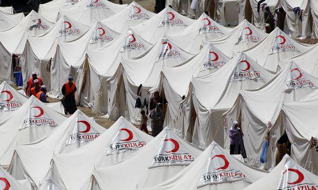 EU-Staaten sollen Türkei erneut 2 Mrd. € spendieren