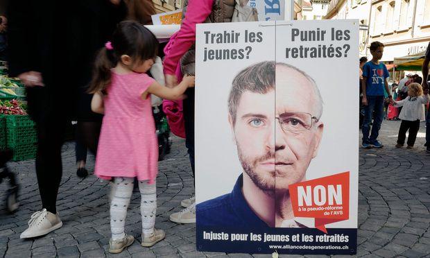 Bild: (c) APA/AFP/FABRICE COFFRINIRINI)