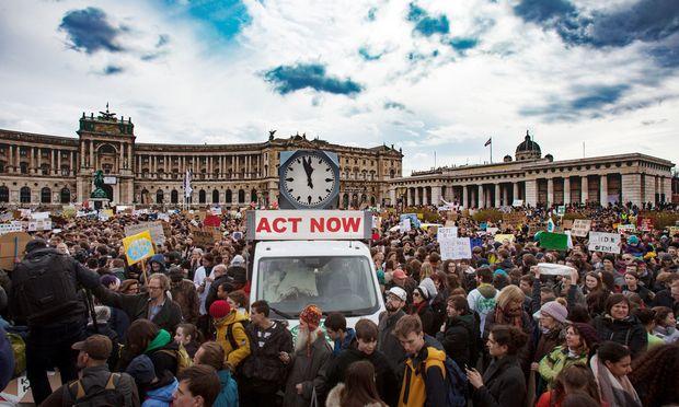 Die Fridays-for-Future-Demonstrationen stärken das Bewusstsein für den Klimawandel. Nun muss man lernen, die Folgen zu begrenzen und mit ihnen umzugehen.