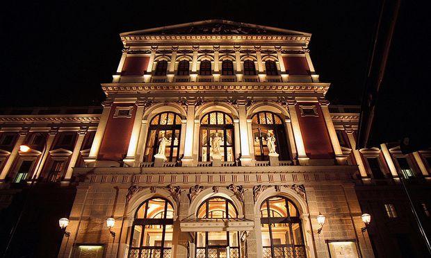 Goldene Klänge - Der Musikverein Wien