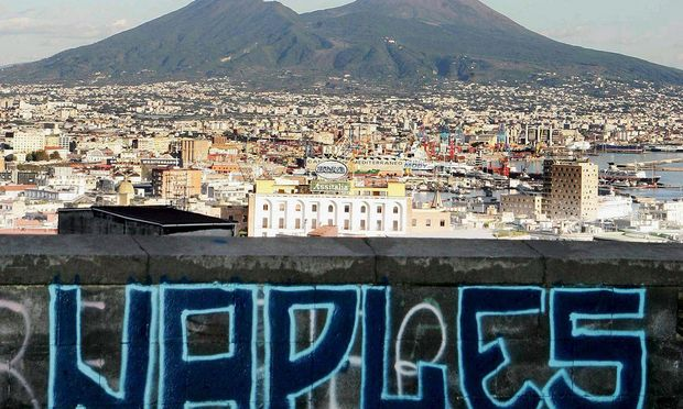 ITALY NAPLES CRIME EMERGENCY