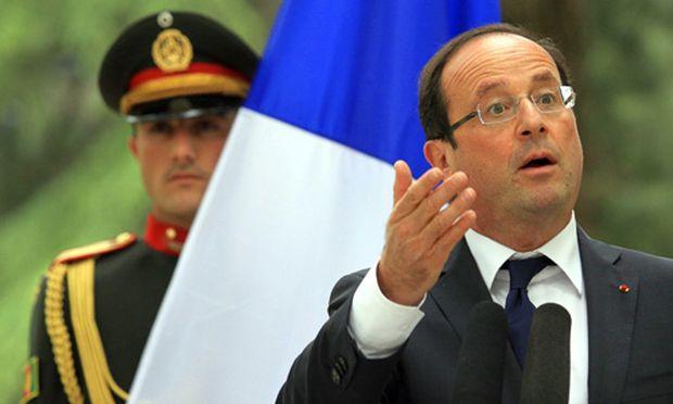 Frankreich fliegende Hollande
