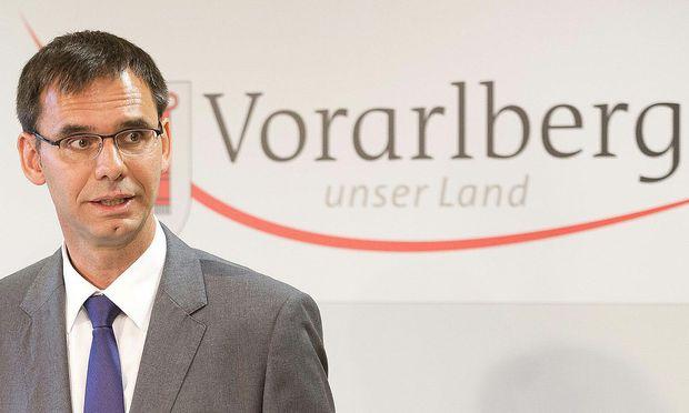 PK OeVP/GRUeNE VORARLBERG: 'VORARLBERG GEMEINSAM GESTALTEN - ARBEITSPROGRAMM 2014-2019' / WALLNER / RAUCH