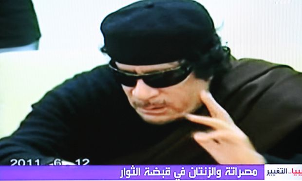 Nato Gaddafi 25000 Geiseln