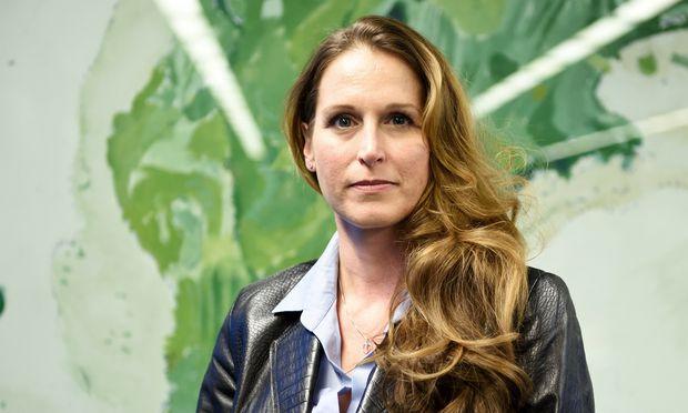 """""""Es ist sinnlos, wenn man bei der Polizei aufrüstet und dann bei Gericht Spart."""", Sabine Matejka, Richterpräsidentin."""
