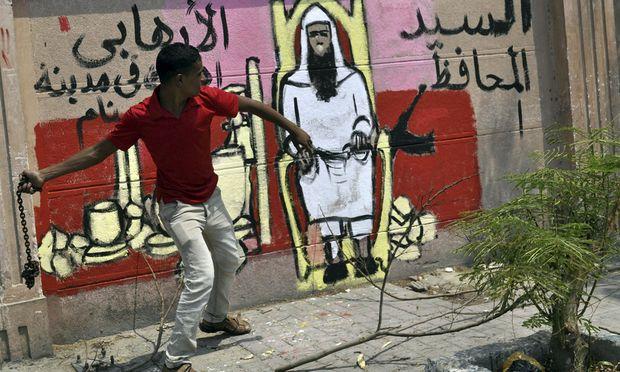 Scharfmacher Salafisten