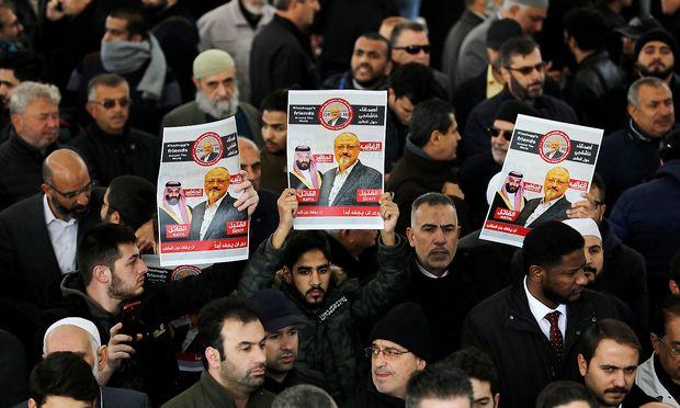 Für eine internationale Krise sorgte die Ermordung des saudischen Regimekritikers Jamals Khashoggi.