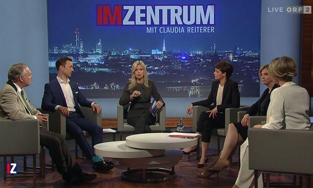 """Im Zentrum: """"Strache und der Ibiza-Skandal"""""""