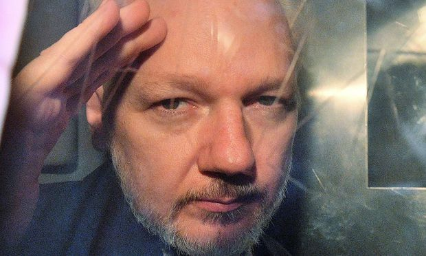 Ecuador hat Assange das Botschaftsasyl im April entzogen.