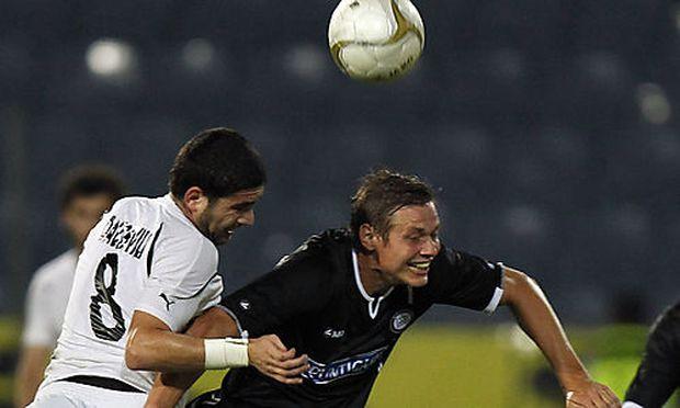FUSSBALL - UEFA CL Quali, Sturm vs Zestafoni