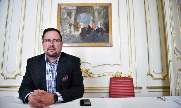Christian Hafenecker (Archivbild)