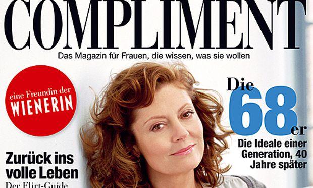 Styria stellt Damenmagazin Compliment