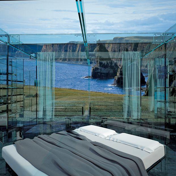 Durchsichtig Ein Haus Aus Glas Diepresse Com