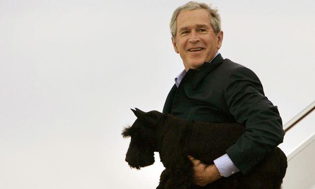 George W. Bush / Bild: (c) REUTERS (JASON REED)