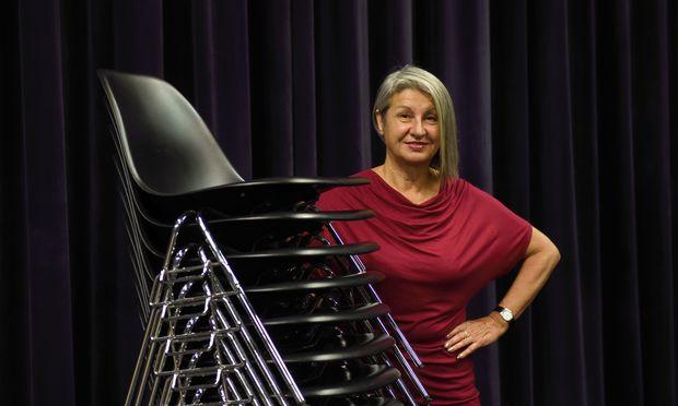 Barbara Klein ist Leiterin des KosmosTheaters.