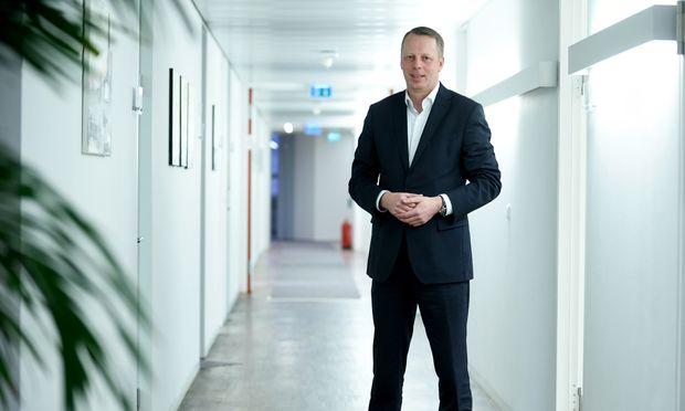 S-Immo-Vorstand Friedrich Wachernig.