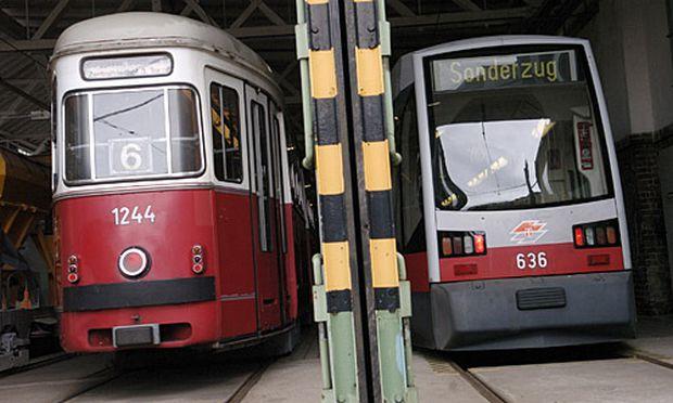 Symbolbild Straßenbahn