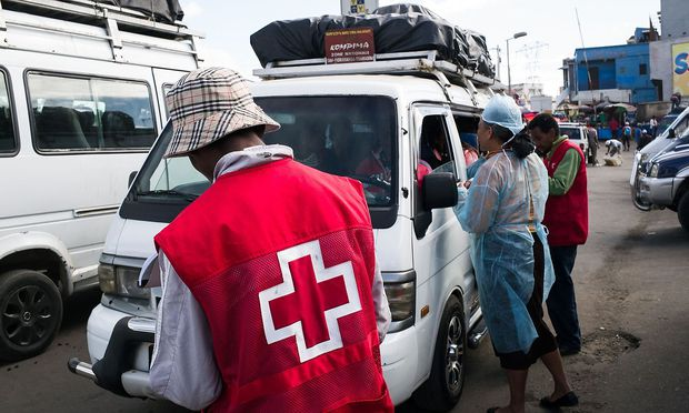 Pest-Ausbruch in Madagaskar: WHO liefert 1,2 Millionen Antibiotika
