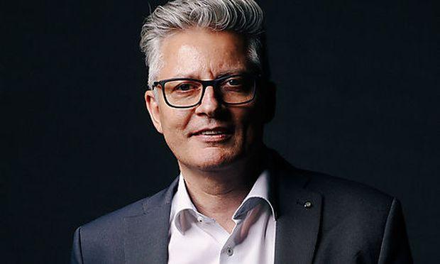 Geschäftsführer Rainer Kandlhofer