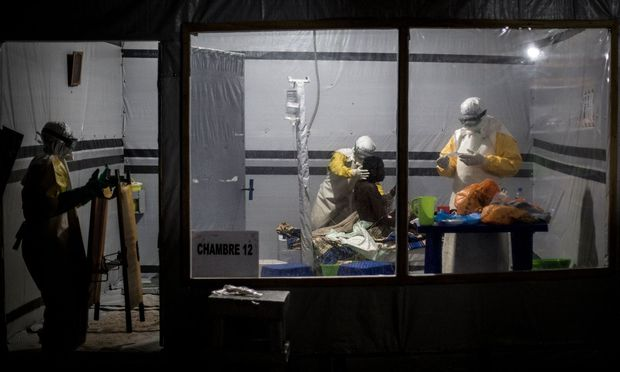 In der Demokratischen Republik Kongo gibt es immer mehr Ebola-Erkrankungen.