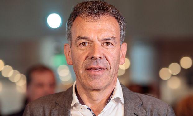 Georg Willi ist seit Mai 2018 Bürgermeister der Stadt Innsbruck.