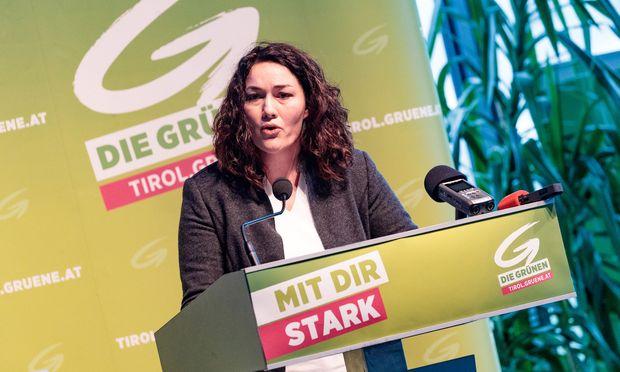 Ingrid Felipe, Tirols Landeshauptmann-Stellvertreterin