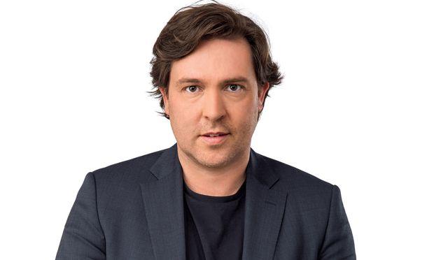 Matthias Schrom, 44, soll Chefredakteur von ORF 2 werden.  / Bild: (c) ORF (Günther Pichlkostner)