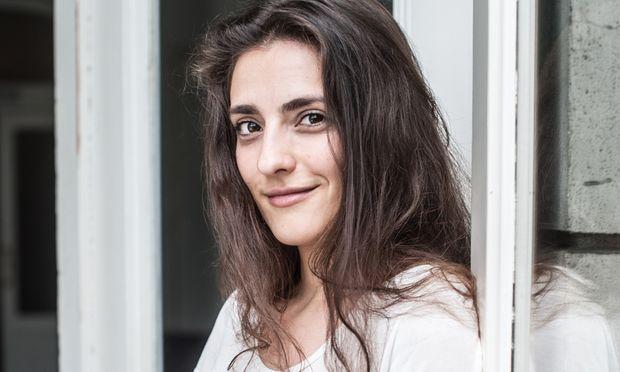 """Religion. """"Ich mag einfach die Aura in sakralen Räumen"""", sagt Seyneb Saleh."""