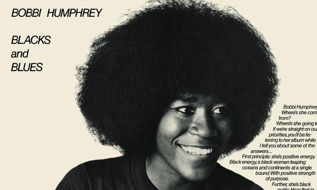Bobbi Humphrey - Blacks And Blues, Blue Note.