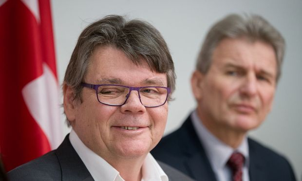 Wolfgang Katzian  löst Erich Foglar als ÖGB-Präsident ab