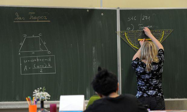 Neue Ausbildung fuer Lehrer