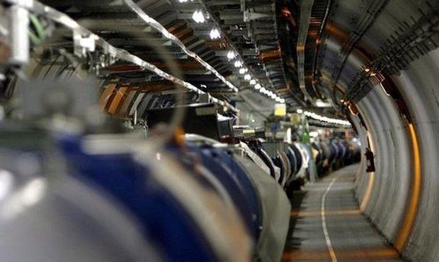 ARCHIVBILD: CERN TEILCHENBESCHLEUNIGER