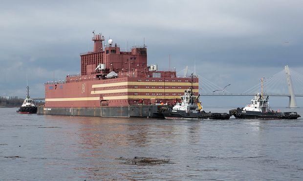 Russland: Greenpeace warnt vor