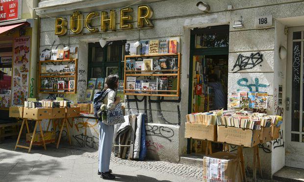 """Solche kleinen Buchläden gibt es bald nicht mehr? Von wegen: In den USA feiern die """"independent bookstores"""" ein unerwartetes Comeback."""