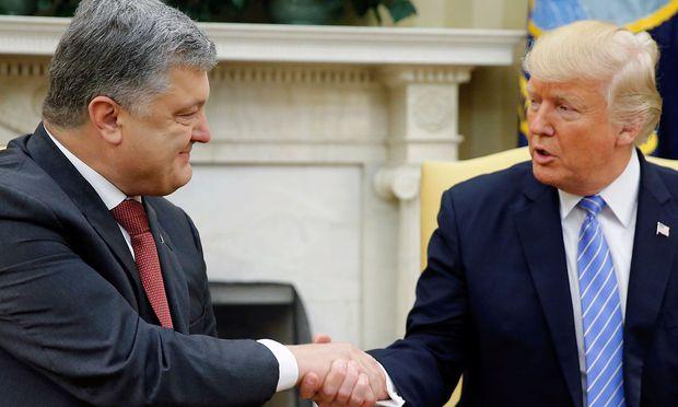 USA wollen diplomatische Lösung für Ukraine